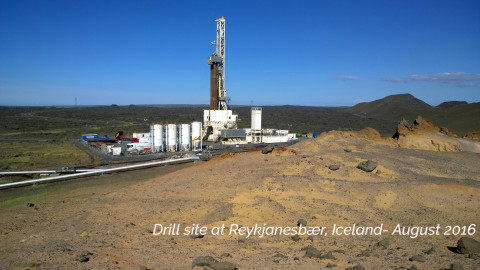 Project update – drilling