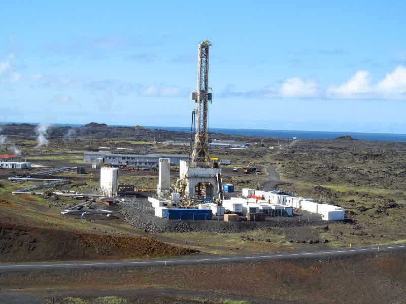 Herrenknecht Geothermal Rig