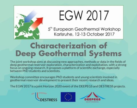 Joint Horizon 2020 event of DEEPEGS & DESTRESS