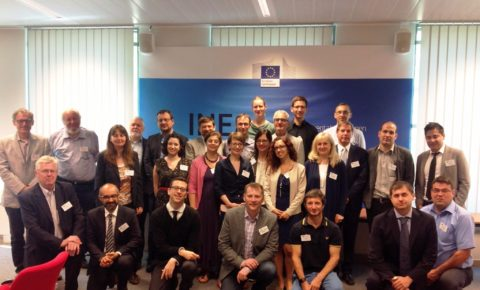 INEA H2020 energy projects meeting