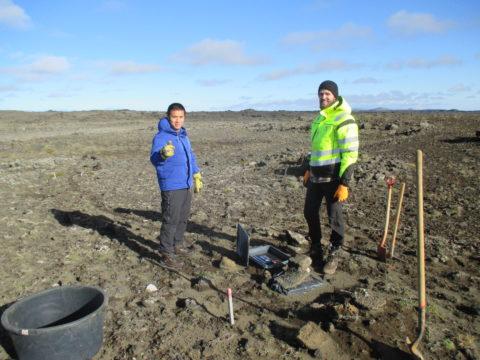 Geophysical surveillance network removed