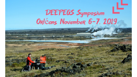 DEEPEGS International Symposium in Orléans, France