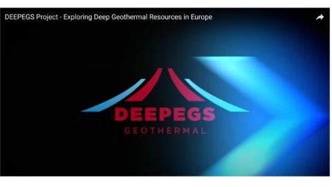 Thank you for attending webinar | DEEPEGS project video teaser