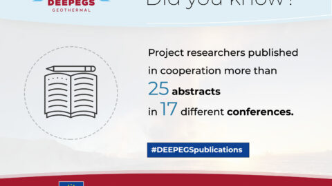 #DEEPEGSpublications: List of project conference abstracts updated