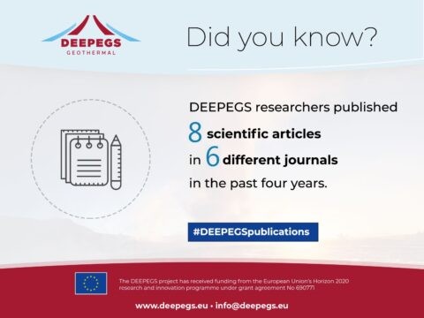 Scientific journal articles of DEEPEGS