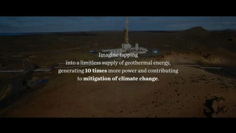 Story of a Deep Geothermal Drilling Project